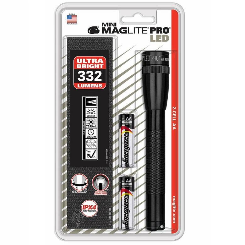 Maglite LED 2AA Pro