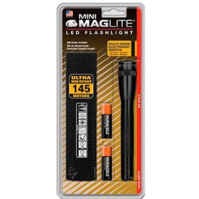 Maglite LED 2AA elemlámpa