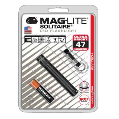 Maglite solitaire led