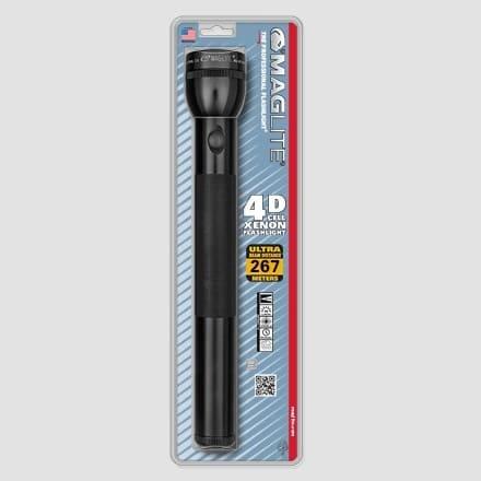 Maglite 4D elemlámpa (bliszter)